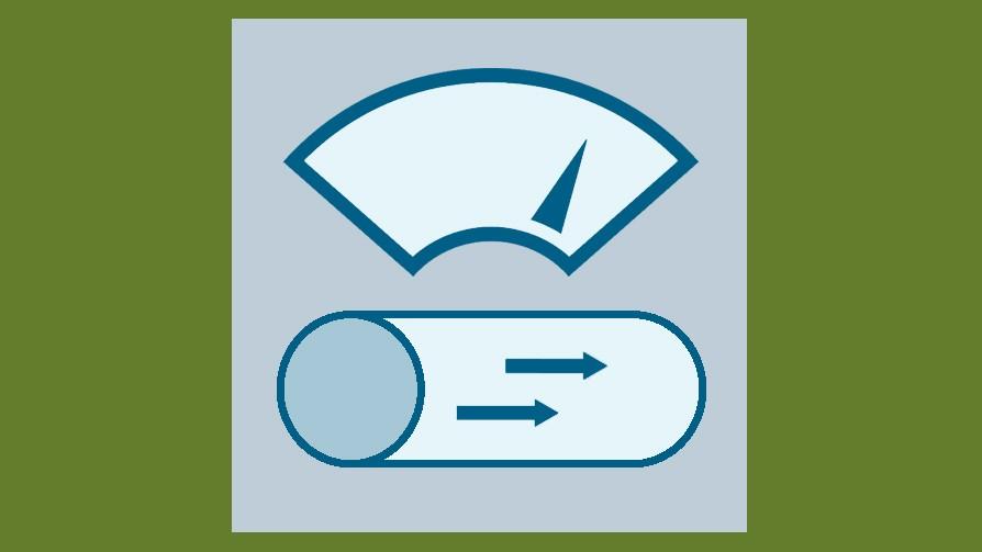 drives energy efficiency - flow meter
