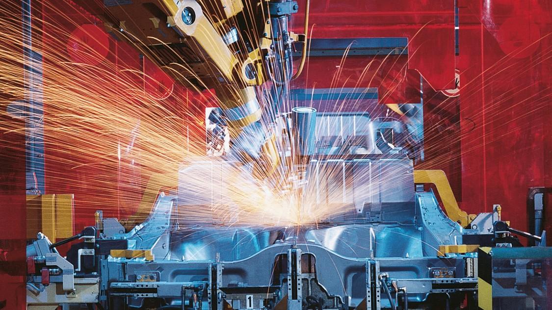 Maschinen, Investitionsgüter, Finanzierung