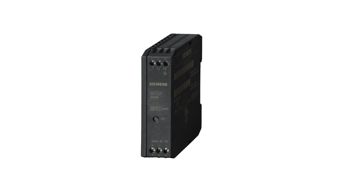 Product image of DC/DC converter 48 V–220 V DC, 24 V DC/0,375 A