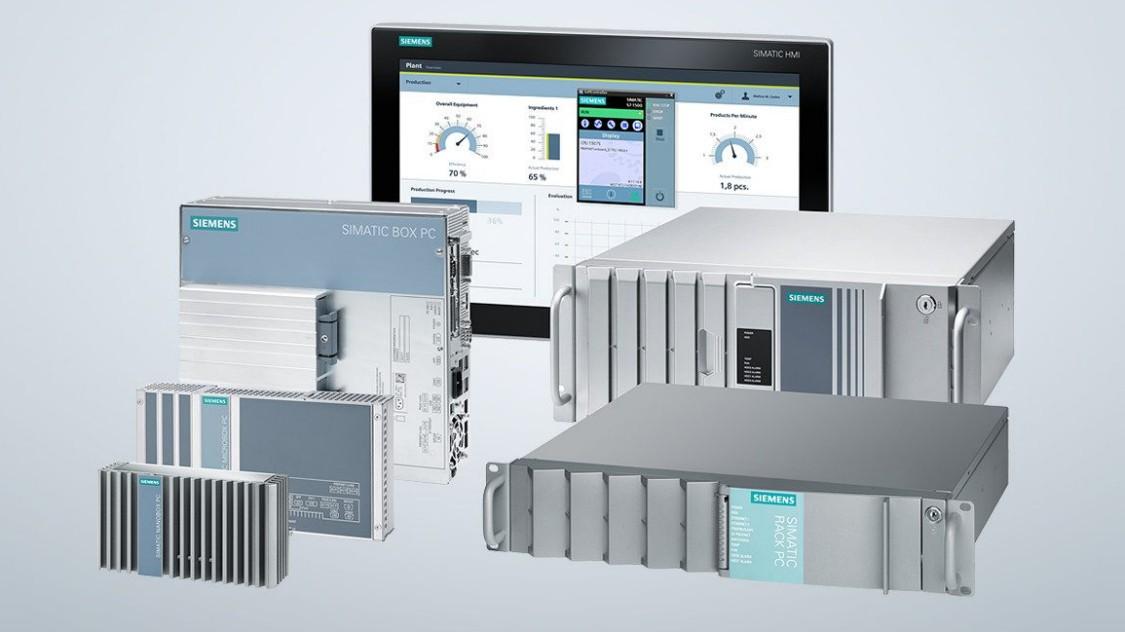Програмне забезпечення для SIMATIC IPC