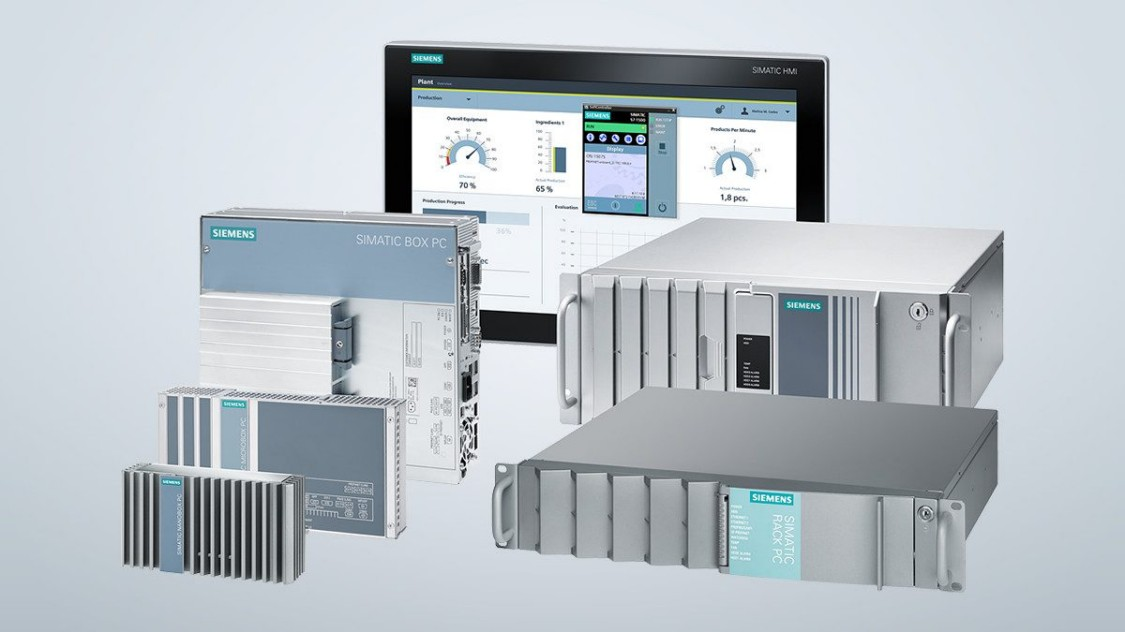 SIMATIC IPC and SCADA Software Packages