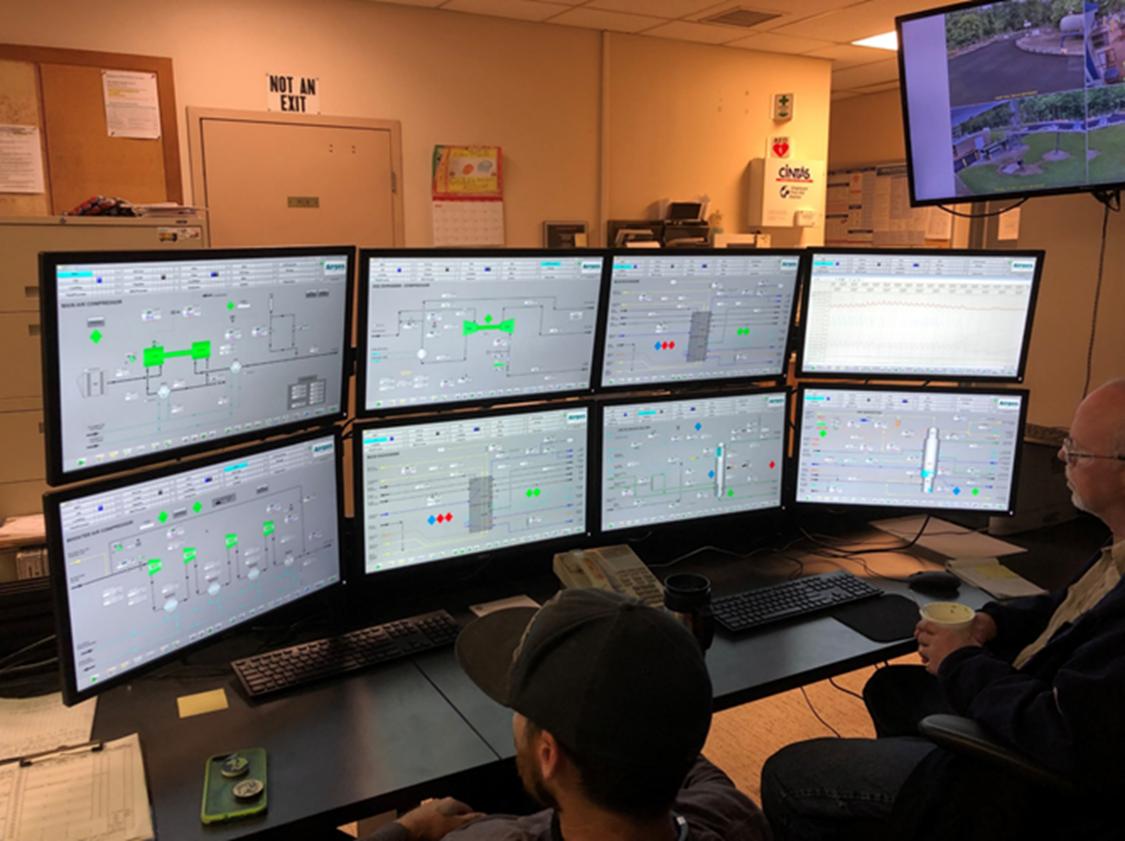 USA - Airgas Upgrades to PCS 7