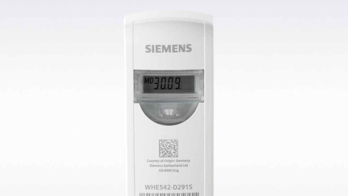 Asignadores electrónicos de costo de calefacción