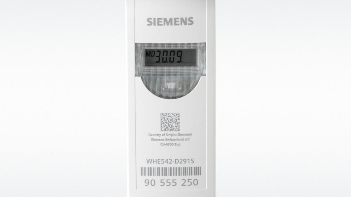 Electronic heat cost allocators