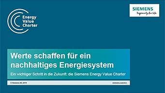 Werte schaffen für nachhaltiges Energiesystem
