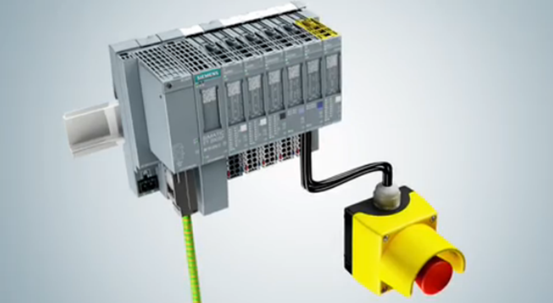 SIMATIC ET 200SP Safety Integrated