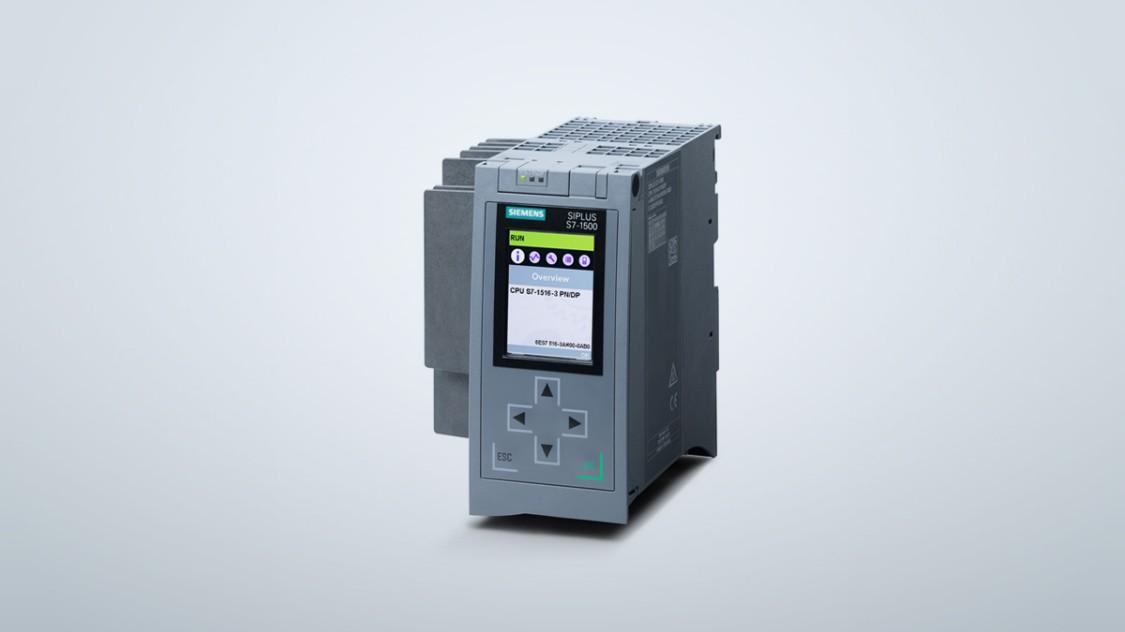 Procesorová jednotka SIPLUS pro náročné průmyslové podmínky