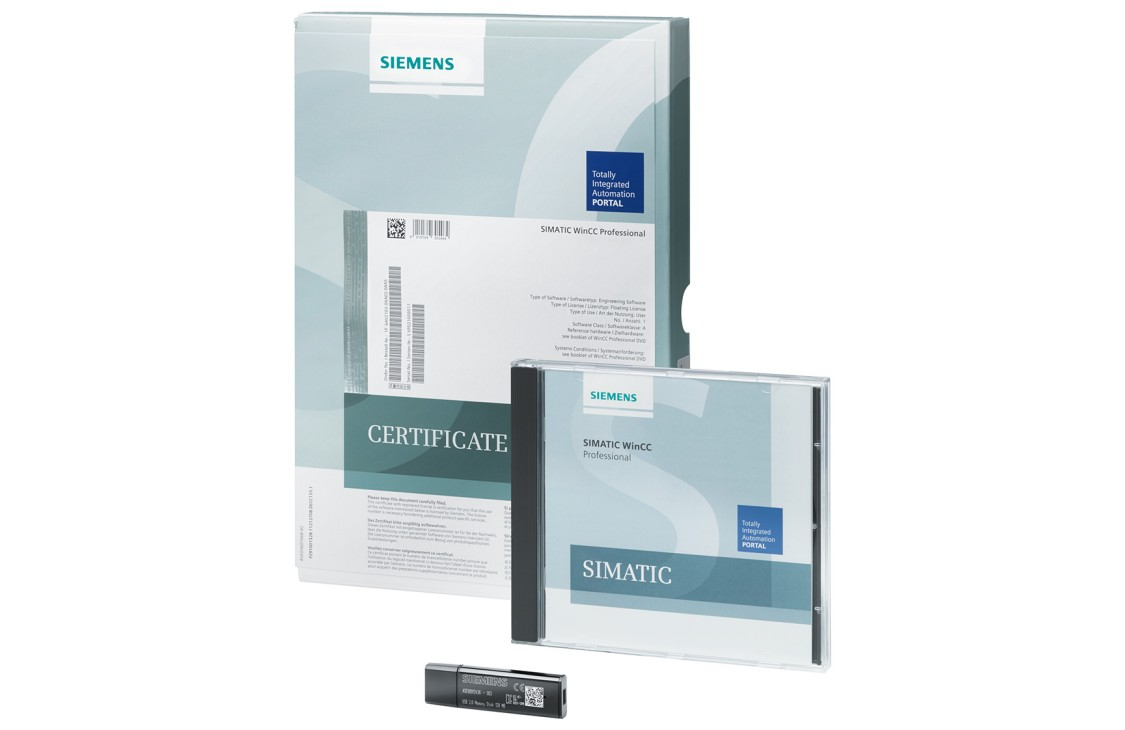 SIMATIC WinCC Lizenzen