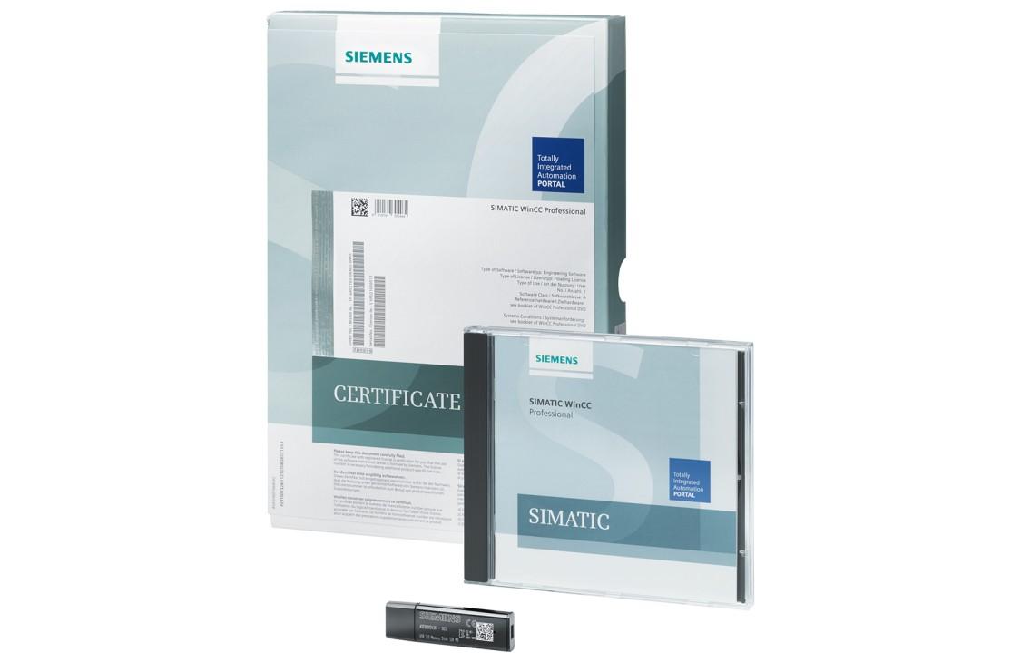 SIMATIC WinCC Runtime licenses