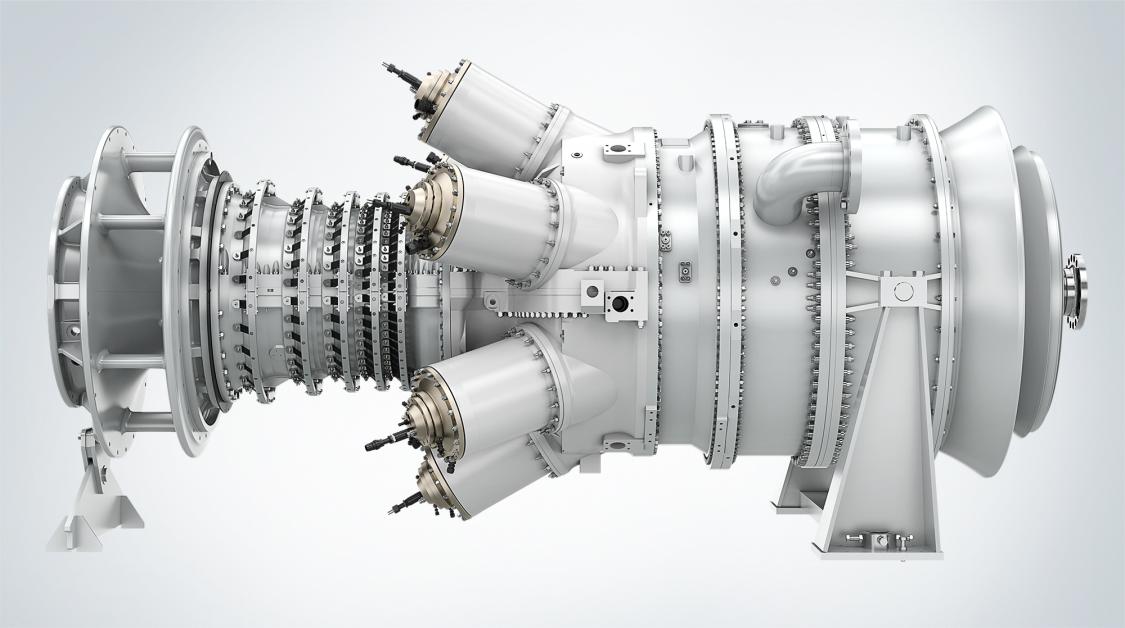 SGT-400 工业燃气轮机