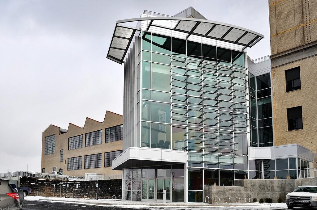 Energy Innovation Center Pittsburgh