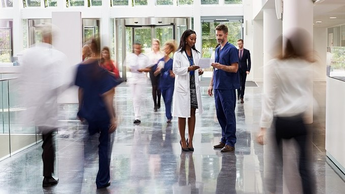 You need fire and life safety protection for your population of patients, staff, and visitors, as well as your critical environments: