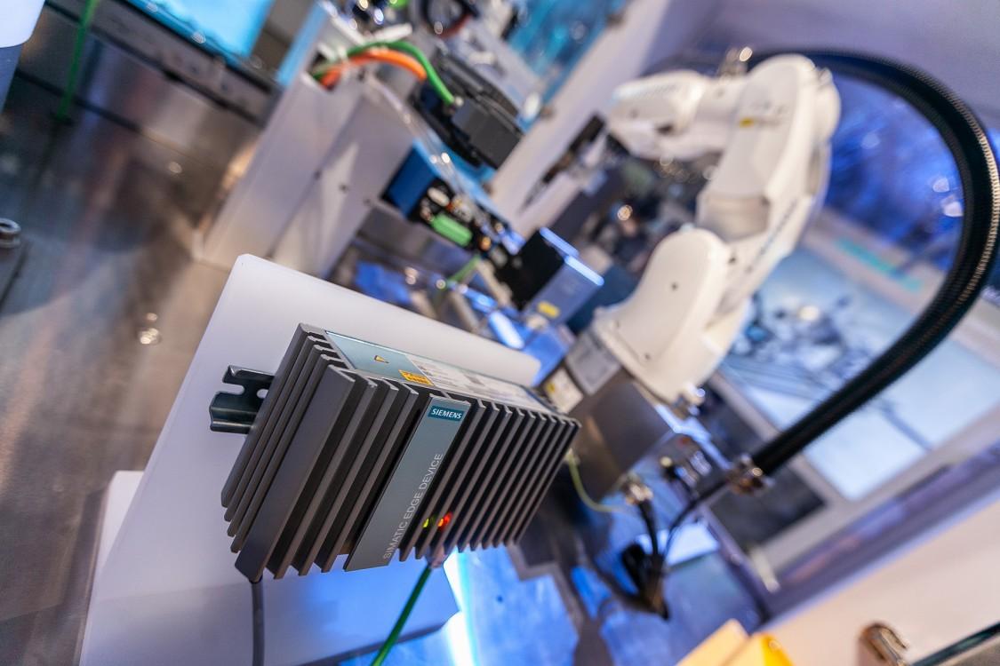 Industrial Edge – kraften av digitalisering i tillverkningen