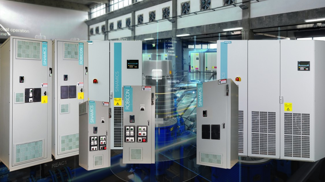 siemens enclosed low voltage drives