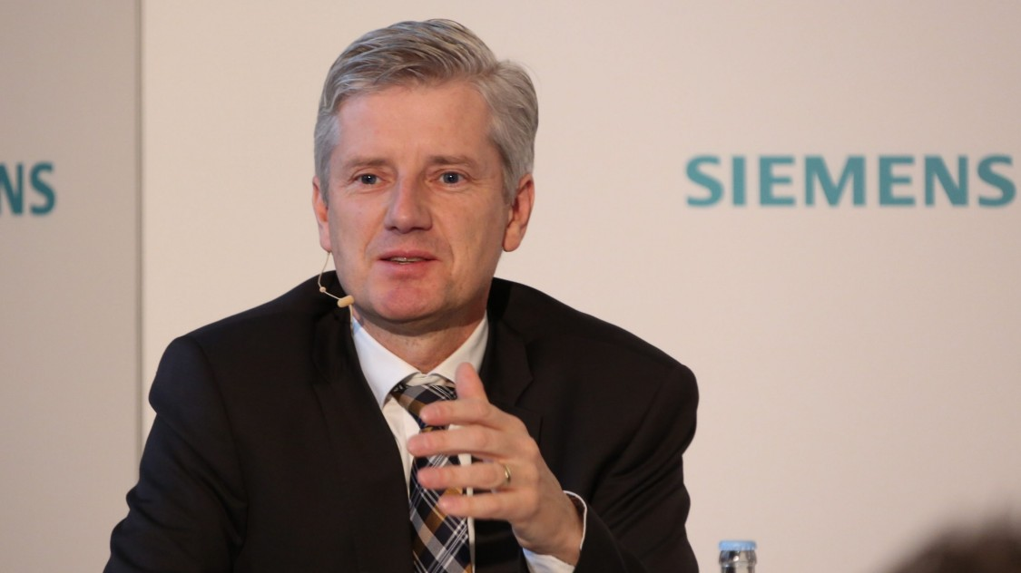 Ralf Christian – Chief Executive Officer - Energy Management Division, Siemens AG