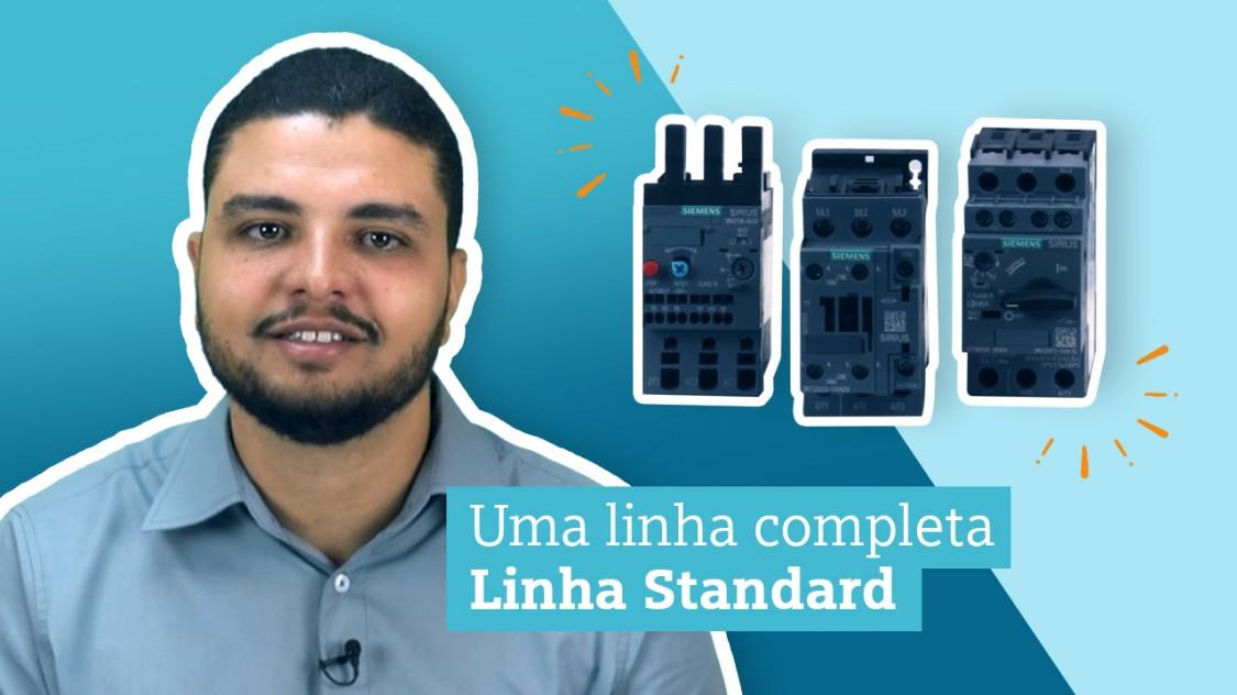 Link vídeo Linha Standard