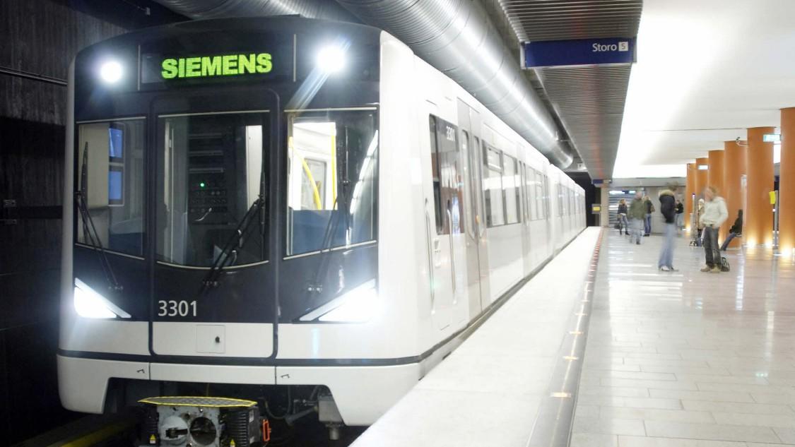 Metro Oslo