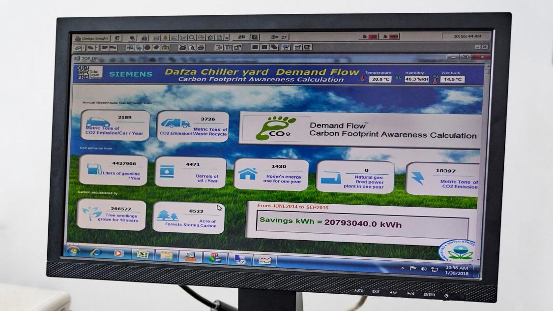 Demand Flow™ pozwolił na poprawę Delta T z 5,6 °C do 8,9 °C.