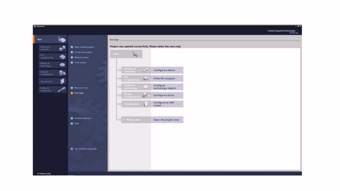SIMATIC WinCC (TIA Portal) - инженерное ПО