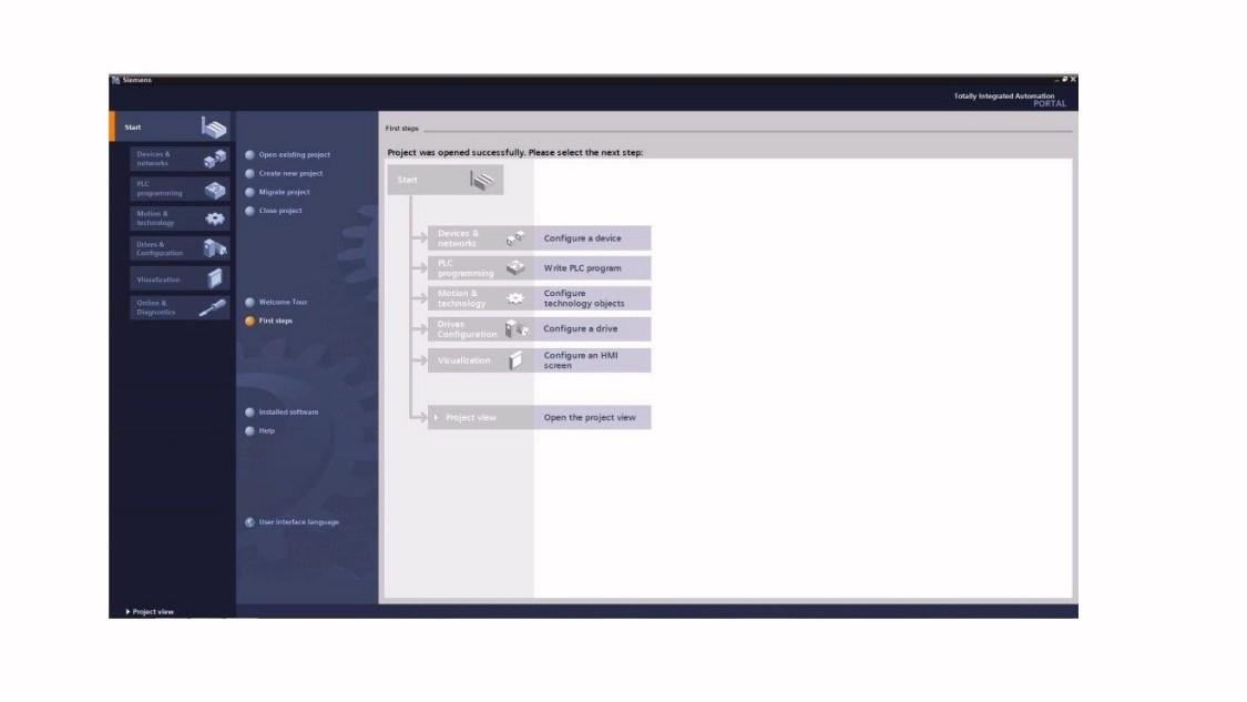 SIMATIC WinCC Comfort (TIA Portal)