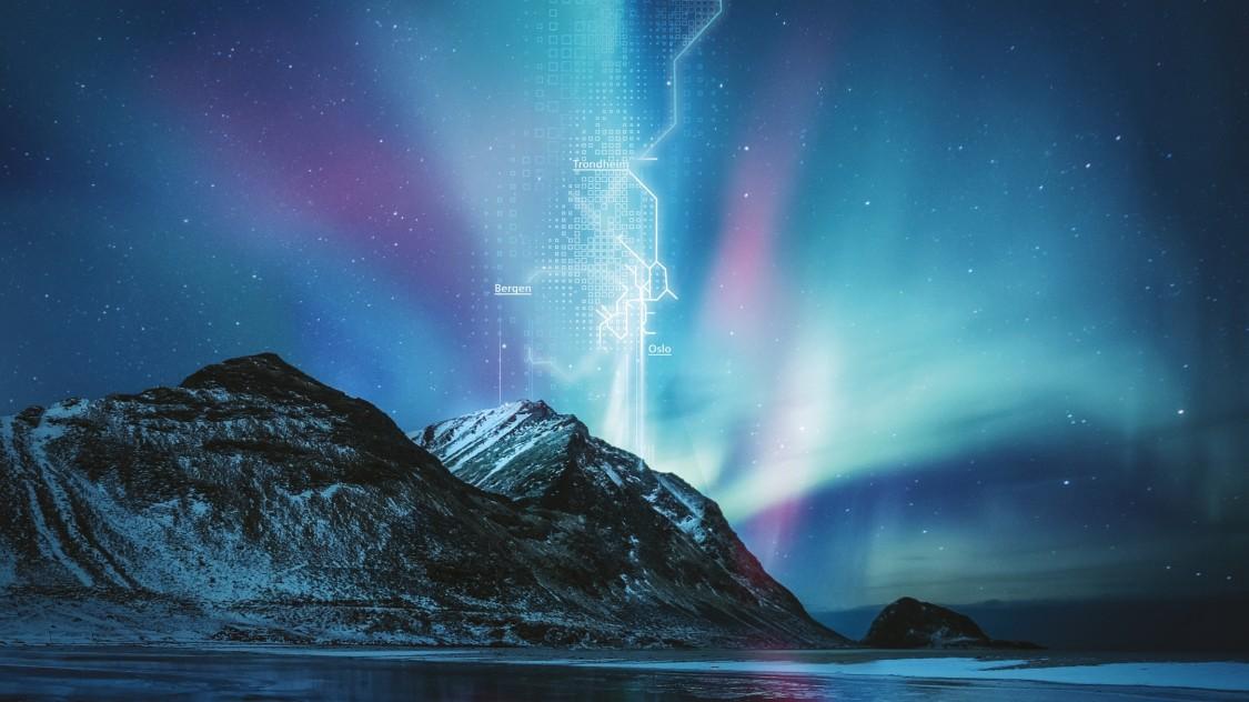 Digital temperaturmåler for norsk næringsliv 2018