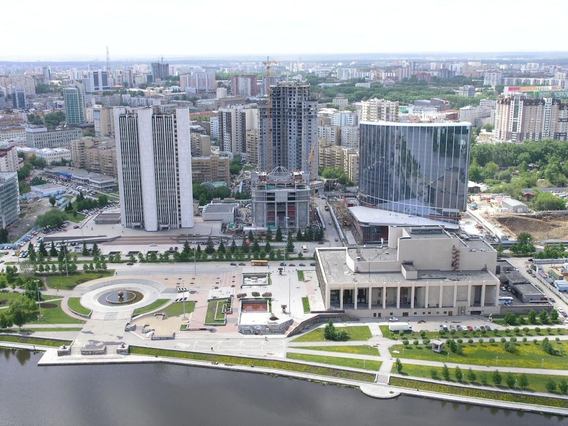 Екатеринбург – энергоэффективный город