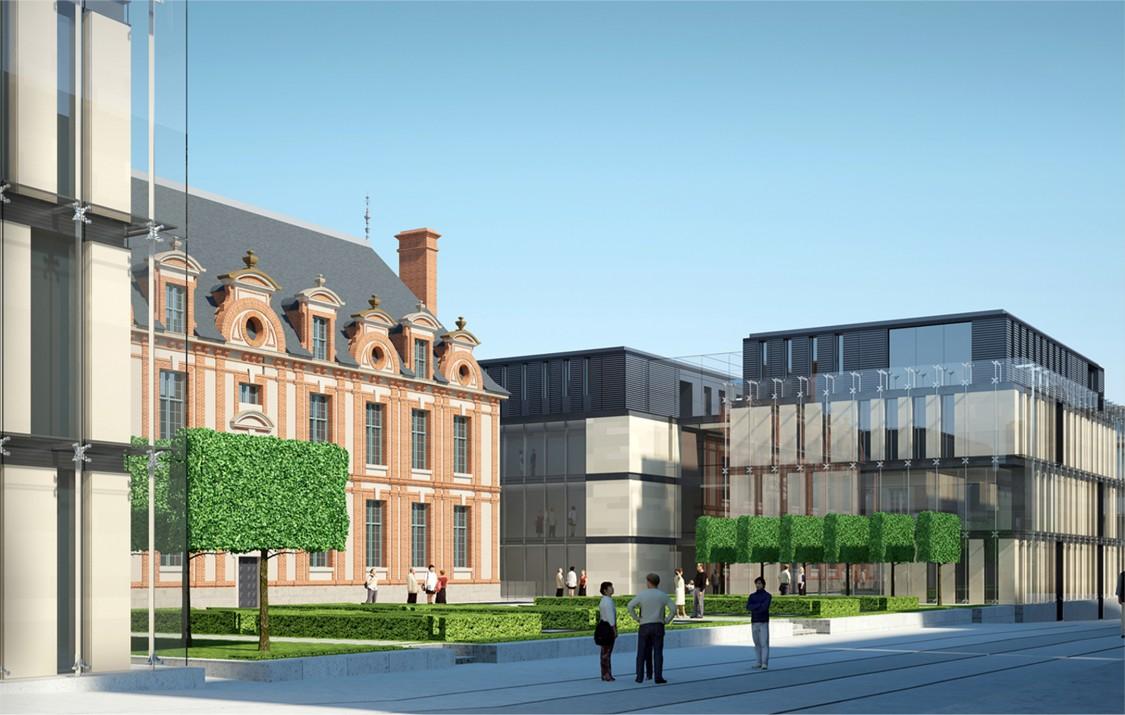 Hôtel de Ville de Chartres