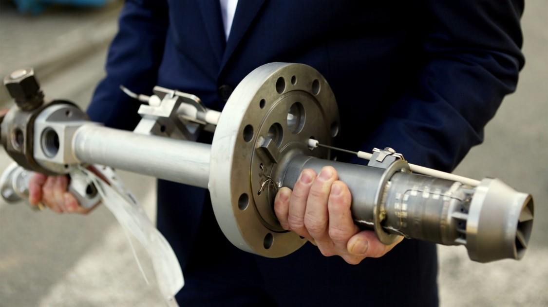 Компоненты горелки для мощной газовой турбины Siemens SGT-1000F