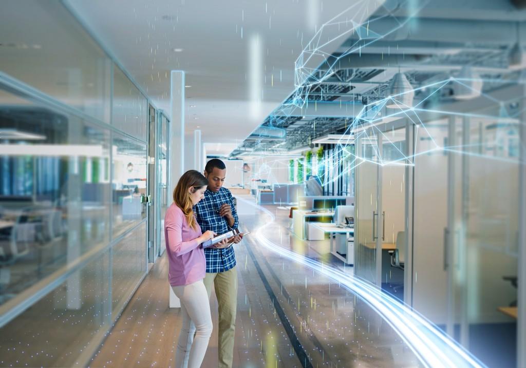 Visual Smart Buildings People