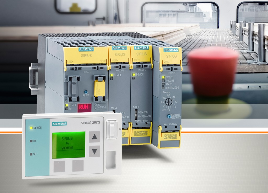 User-friendly safety relays