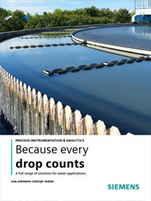 Water Industry brochure - USA
