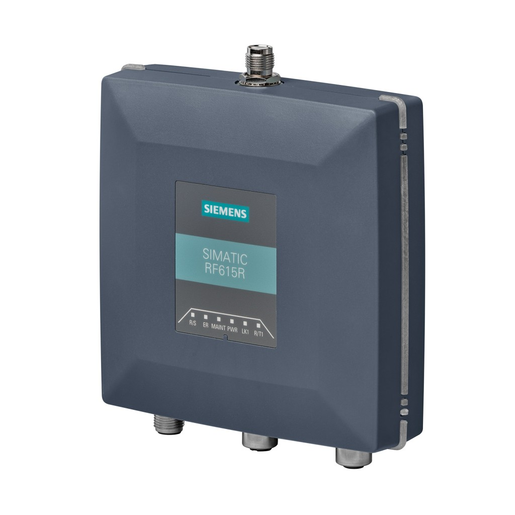 Siemens extends RFID portfolio with compact reader for space-saving uses