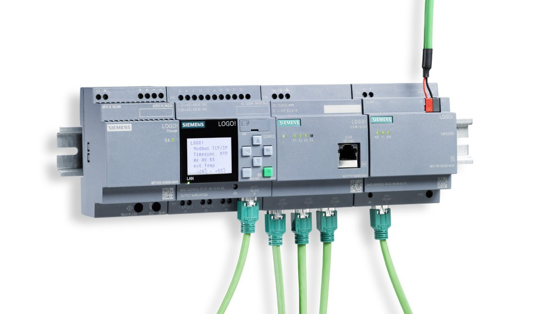 Picture of a Compact Switch Module