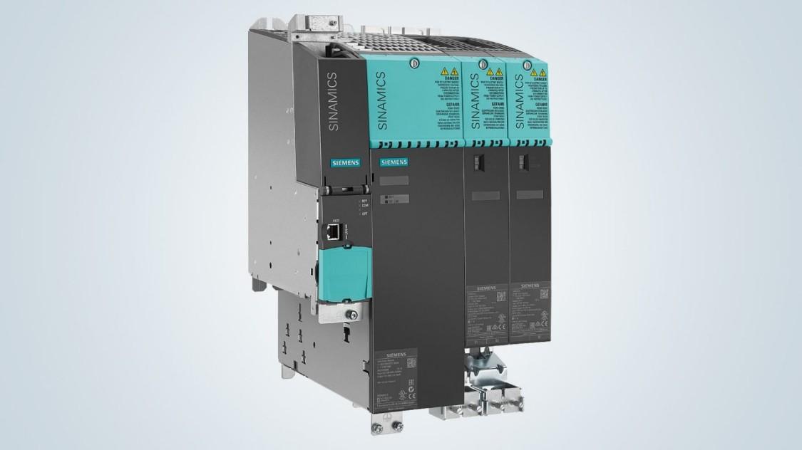 Перетворювачі частоти SINAMICS S120