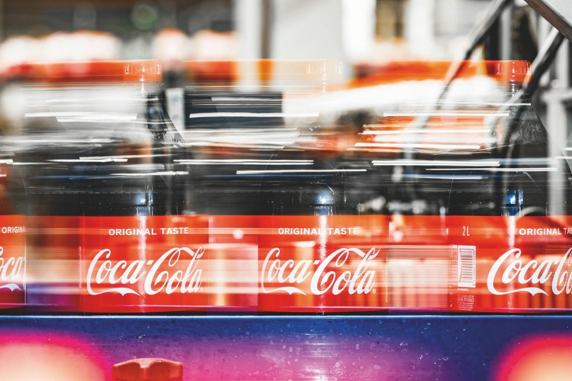 Coca Cola in več energetske učinkovitosti