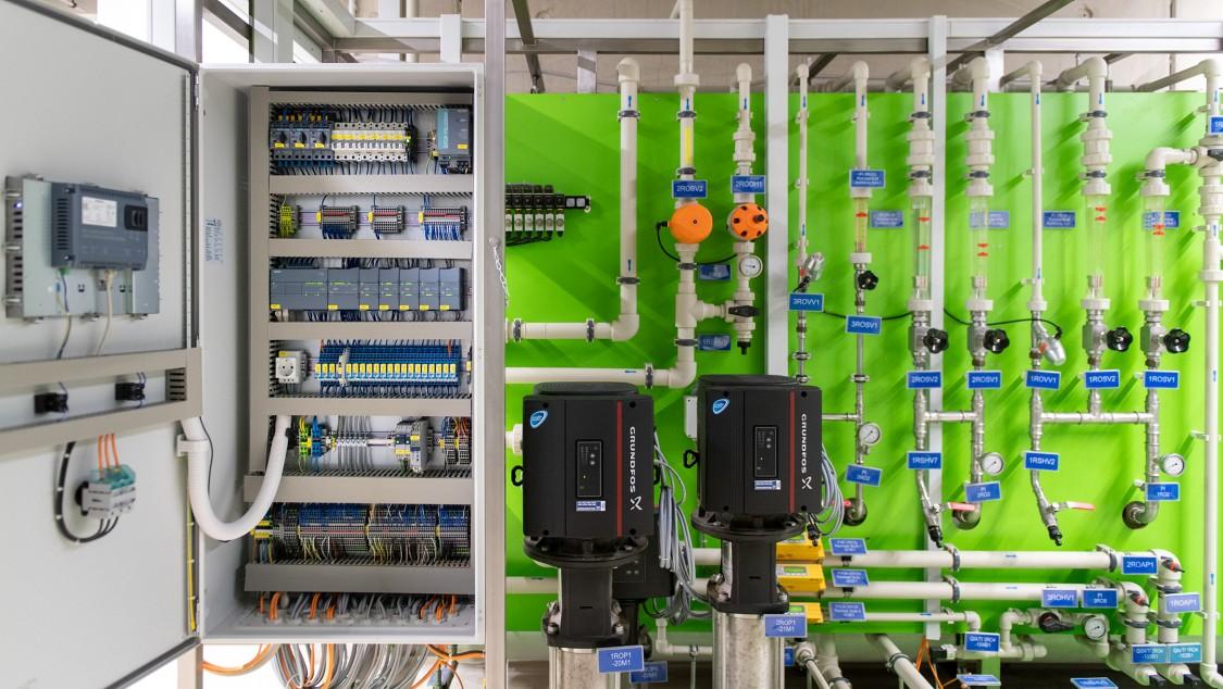 EnviroFALK wastewater treatment