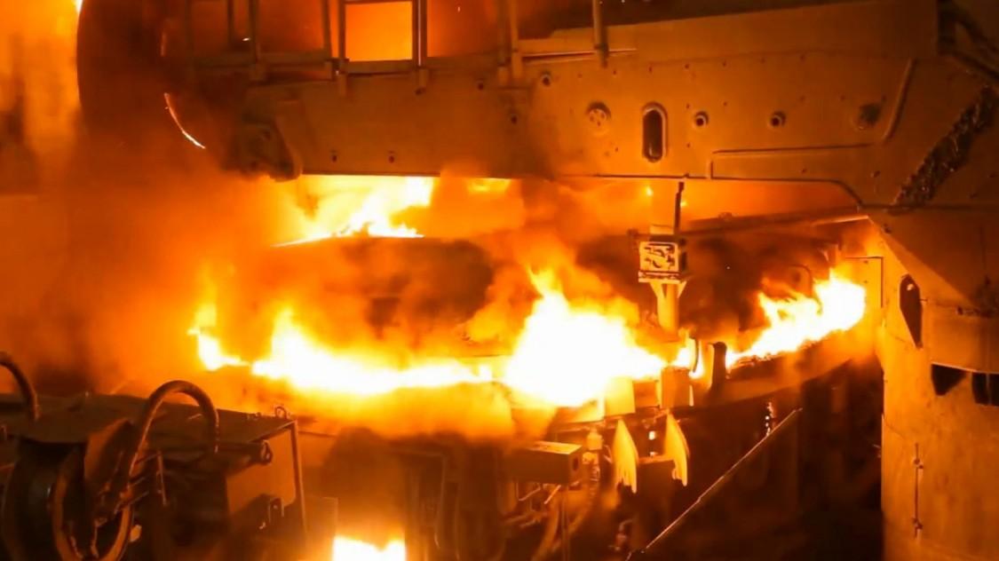 robuste Kommunikationsnetzwerke in Stahlwerken