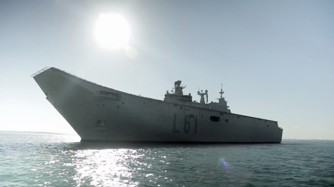 Picture of LHD Juan Carlos