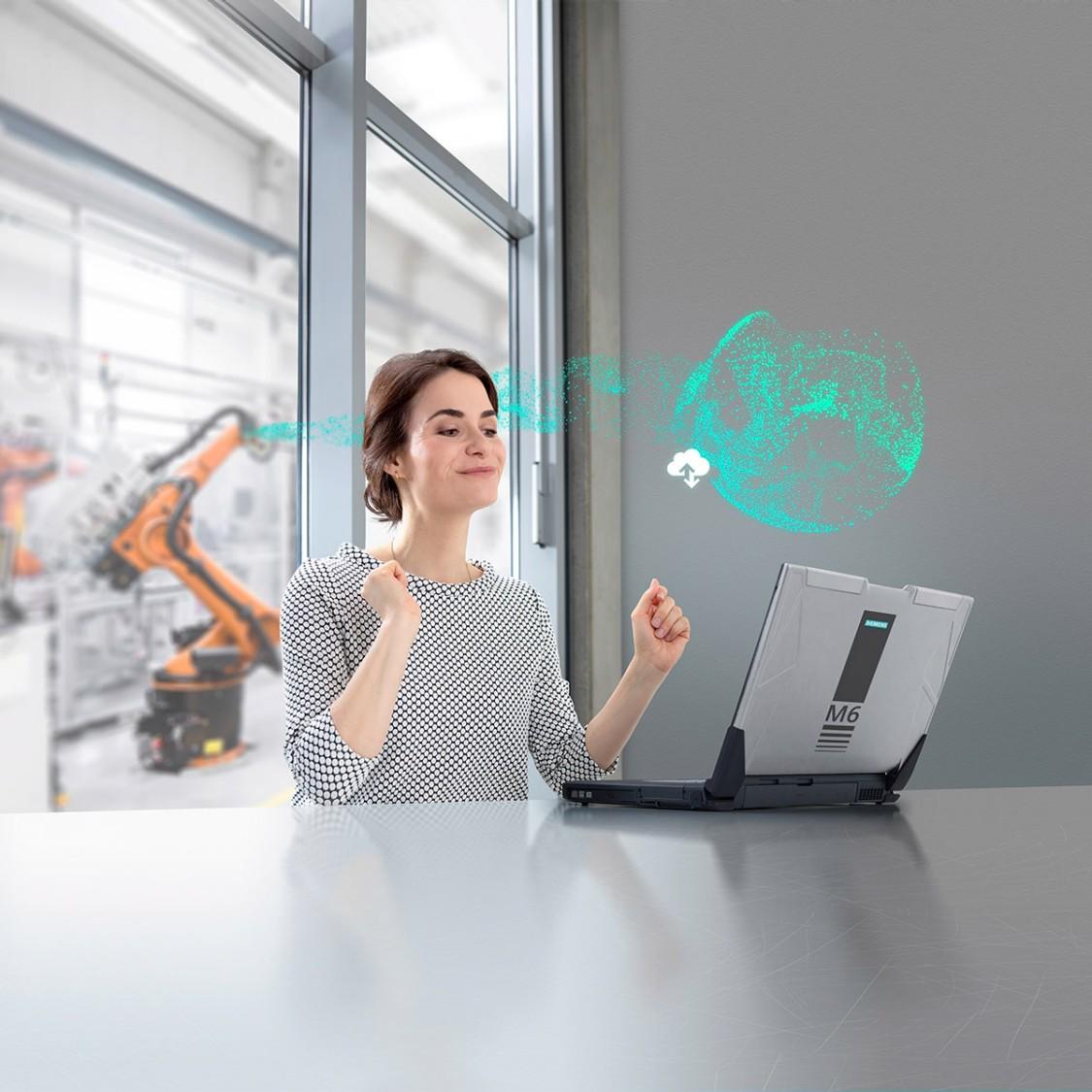 CloudConnect förenklar dataöverföring inom IIoT – snabbt, enkelt och säkert!