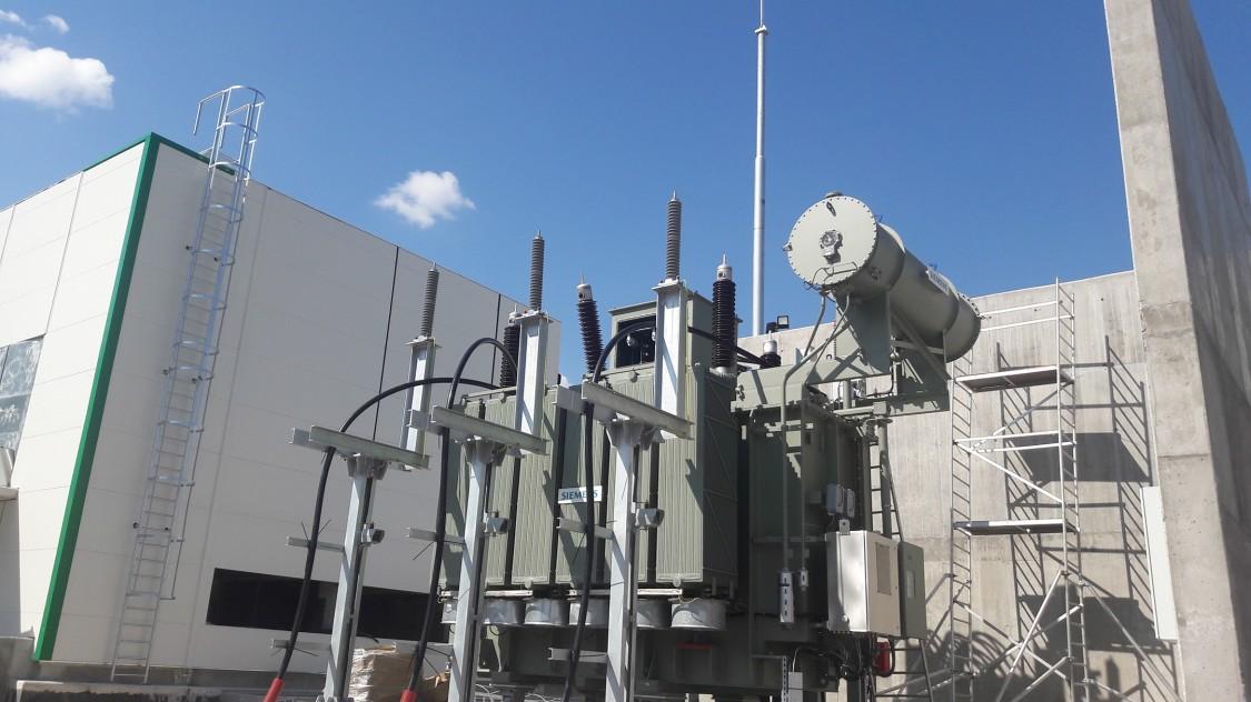 Substation 110/6kV Biovet Peshtera