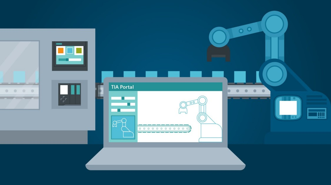A shared engineering tool for automation systems and robots