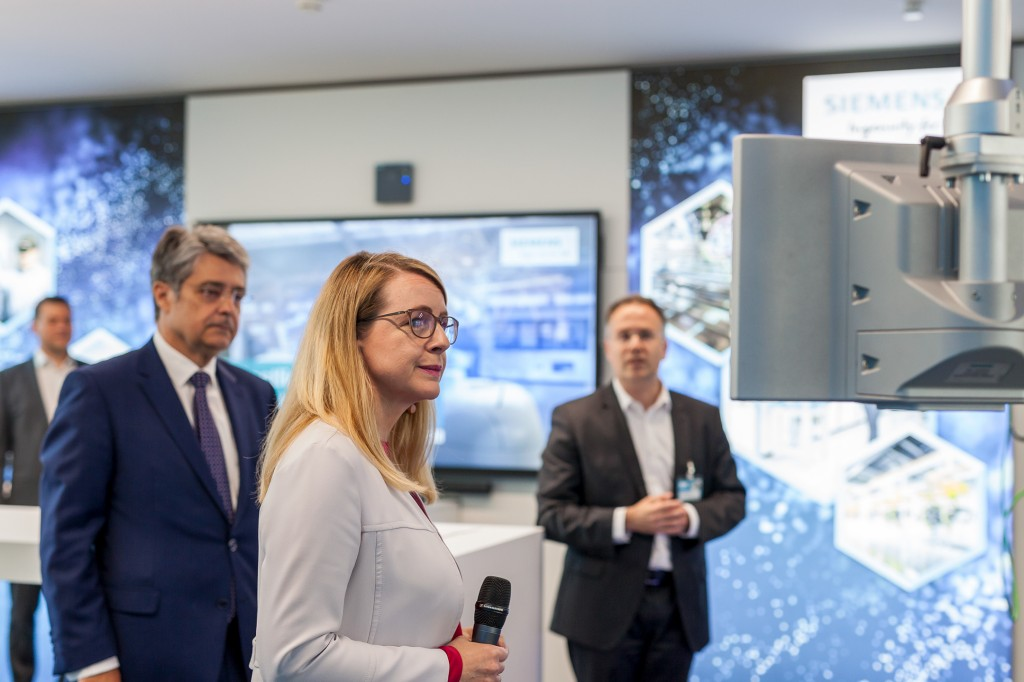 Opening Digi Lab Wien, Österreich