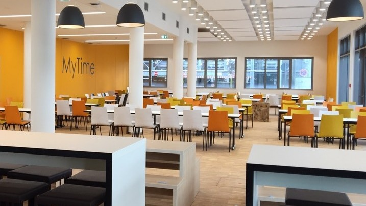 Mitareiterrestaurant MyTime - Siemens Campus Erlangen