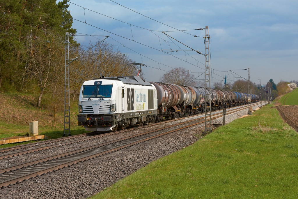 Siemens Mobility and Paribus sign framework agreement for 30 Vectron Dual Mode locomotives