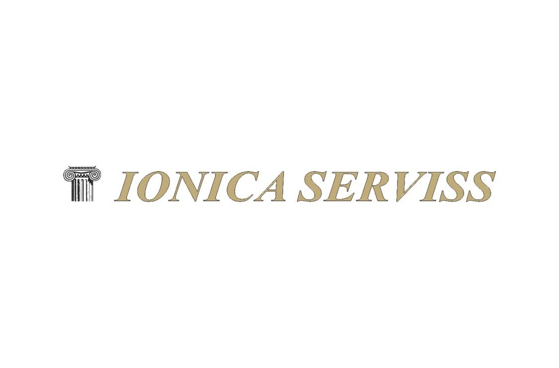 IONICA serviss logo