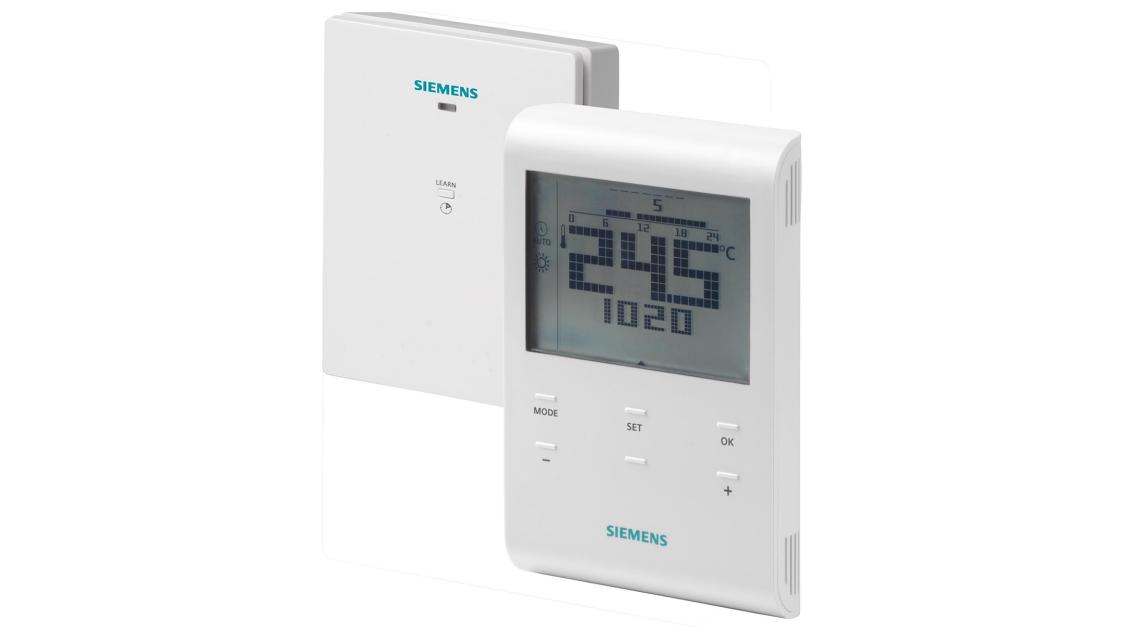 A6V10418220 - bezdrát. prostor. termostat