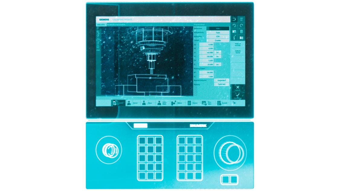 cnc controllers - sinumerik one