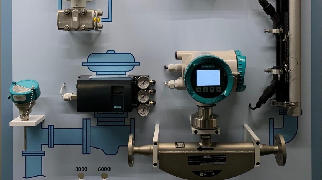 Process Instrumentation for flow measurement