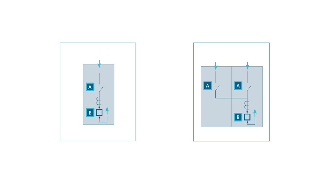 SIEBREAK-VCB metal-enclosed interrupter switchgear identification