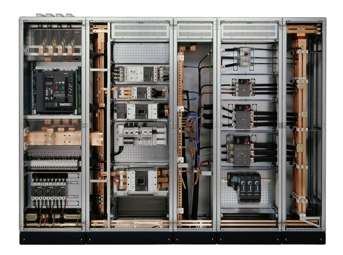 Siemens - Rozdzielnica Sivacon